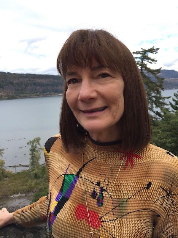 Ellen Landis is a sommelier, wine journalist and renowned international wine judge. (Photo by Andy Perdue/Great Northwest Wine)
