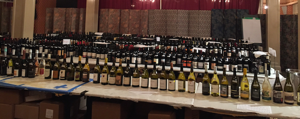 Great Northwest Invitational Wine Competition in Hood River, Ore.