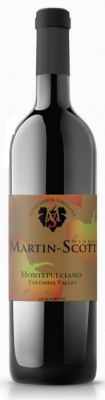 martin scott winery needlerock vineyard montepulciano 2013 bottle1 - Martin-Scott Winery 2014 Needlerock Vineyard Estate Montepulciano, Columbia Valley, $24