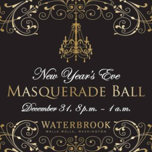 waterbrook-winery-new-years-eve-masquerade-ball-poster