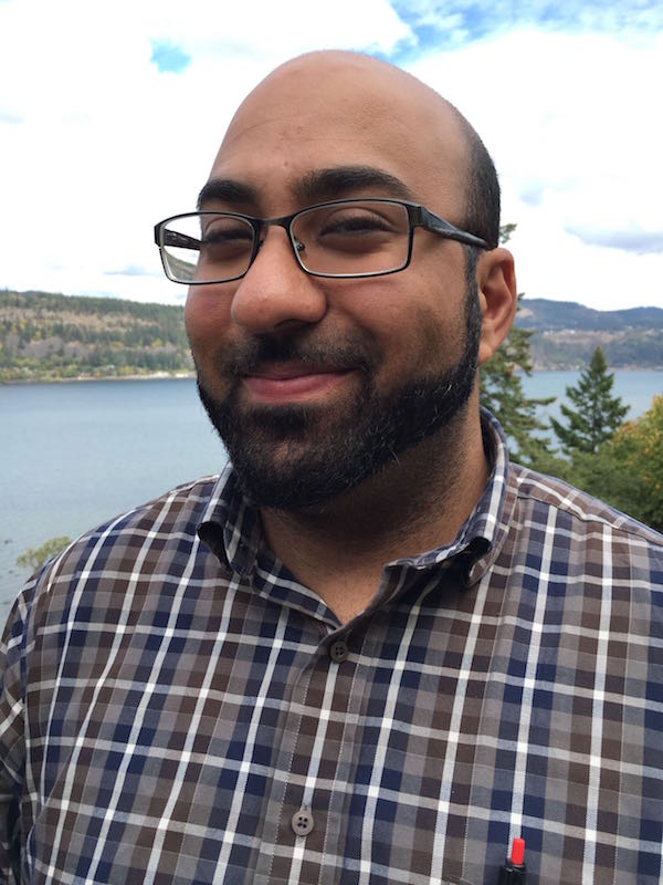 Yashar Shayan is the owner of Impulse Wine, a Seattle-based online wine retailer. He is a certified sommelier who has worked in several Washington restaurants, wine shops and wineries. (Photo by Andy Perdue/Great Northwest Wine)