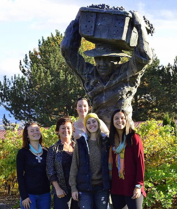 Women in winemaking