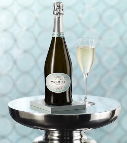 Michelle Sparkling Wines beauty shot