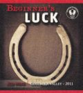 beginners luck red wine 2011 label 120x134 - Beginner's Luck 2011 Red Wine, Columbia Valley, $11