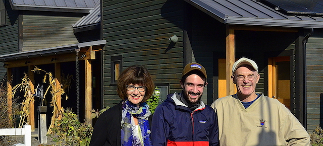Sager Small and his parents - Darcey Fugman-Small and Rick Small - continue to prepare for a transition in day-to-day operations at Woodward Canyon Winery in Lowden, Wash.