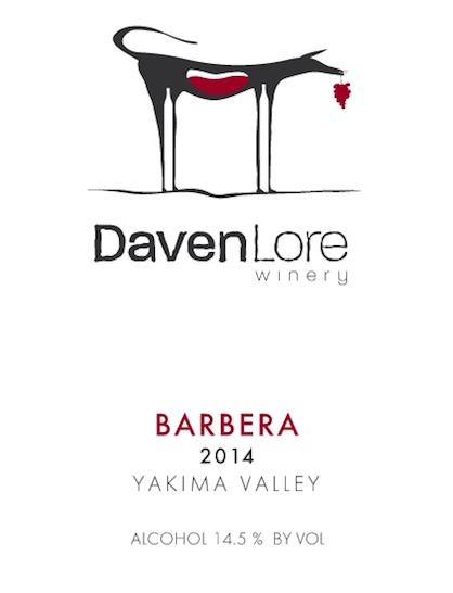 daven-lore-winery-barbera-2014-label