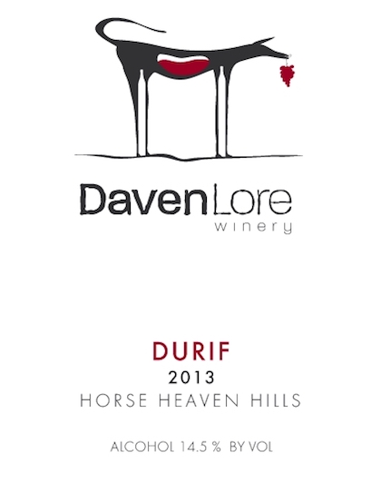 daven-lore-winery-durif-2013-label