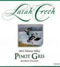 latah creek wine cellars denhoed vineyards pinot gris 2015 label 120x134 - Latah Creek Wine Cellars 2015 DenHoed Vineyards Pinot Gris, Yakima Valley, $11