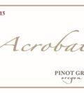 acrobat pinot gris 2015 label 1 120x134 - Acrobat 2015 Pinot Gris, Oregon, $13