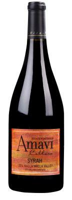 amavi-cellars-les-collines-vineyard-syrah-2014-bottle