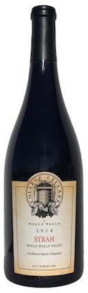 college-cellars-cockburn-ranch-vineyard-syrah-2014-bottle