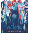 eufloria rose nv label 120x134 - Eufloria by Pacific Rim Winemakers NV Aromatic Rosé, Washington, $11