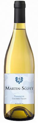 Martin-Scott Winery NV Viognier bottle