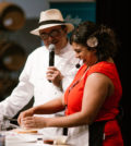 """Thierry """"Chef in the Hat"""" Rautureau, an icon in the Seattle restaurant industry, will serve as master of ceremonies for the Alaska Airlines Mileage Plan Chef Stage at Taste Washington 2017, the 20th year of the state's public celebration of Washington wine."""
