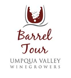 umpqua valley barrel tour - Umpqua Valley Barrel Tour