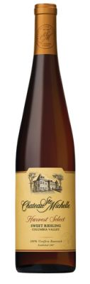 chateau ste michelle harvest select sweet riesling 2015 bottle - Washington Riesling not just a Ste. Michelle thing