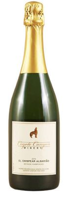 coyote-canyon-winery-coyote-canyon-vineyard-el-chispear-albarino-sparkling-wine-2015-bottle