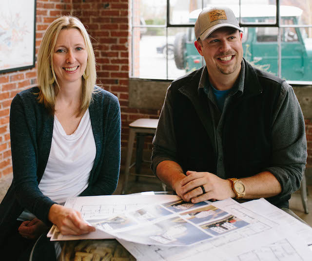 Erin Stephenson and Brian Shea own Live McMinnville and operate 3rd Street Flats, a boutique luxury lodging business in downtown McMinnville, Ore.