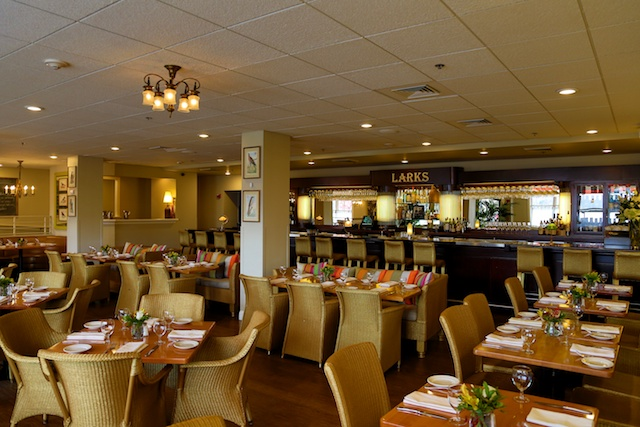 Larks Restaurant at The Inn at the Commons in Medford is part of the Neuman Hotel Group and co-winner of the Wine Program of 2017 for the Oregon A-List Awards.