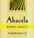 abacela barrel select tempranillo 2013 label 120x134 - Abacela 2013 Barrel Select Tempranillo, Umpqua Valley, $33