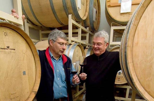 gordy venneri myles anderson cellar - Myles Anderson sells his share of Walla Walla Vintners