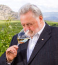 harry mcwatters black sage bench sniff voth photography 120x134 - Canadian wine industry toasts vintner Harry McWatters