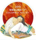 "pacific rim winemakers riesling j 2015 label 120x134 - Pacific Rim Winemakers 2015 Riesling ""J"", Columbia Valley, $12"