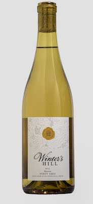 winters hill reserve pinot gris 2015 bottle - Winter's Hill 2015 Reserve Estate Pinot Gris, Dundee Hills, $29
