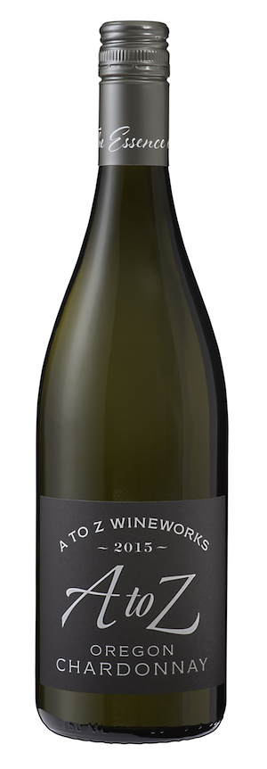 a to z wineworks chardonnay bottle 2015 - Shanken group dubs A to Z Wineworks of Oregon as Hot Brand