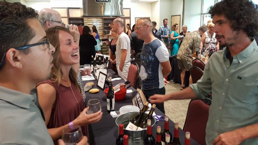 The second annual Rising Stars consumer tasting will be staged Saturday, May 20, 2017 at the Walter Clore Wine and Culinary Center in Prosser, Wash.