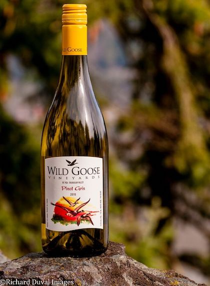 Admirable Wild Goose Tops 5Th Cascadia Wine Competition Inzonedesignstudio Interior Chair Design Inzonedesignstudiocom