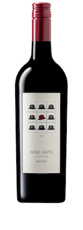 nine hats wine red wine nv bottle - Red blends big deal across great Northwest