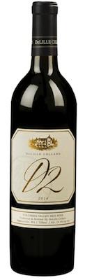 deLille cellars d2 red blend 2014 bottle - DeLille Cellars 2014 D2 Red Blend, Columbia Valley, $45