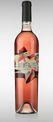 eye needle moments rose 2016 bottle - Eye of the Needle Winery 2016 Moments Rosé, Columbia Valley, $15