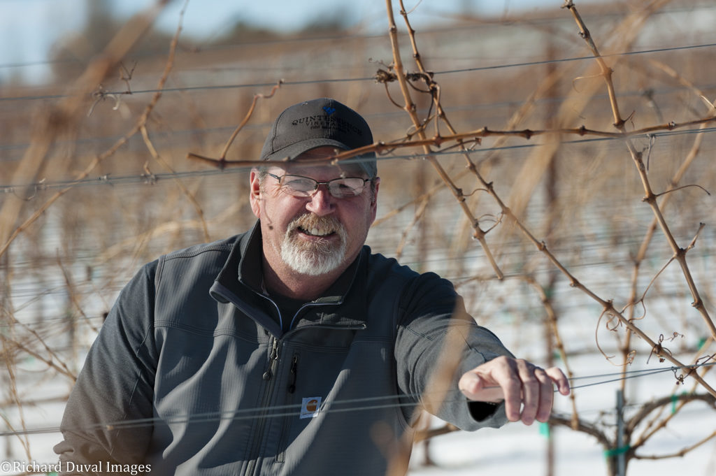 marshall edwards red mountain 2017 pruning 1024x681 - Marshall Edwards grows some of Washington's top wines