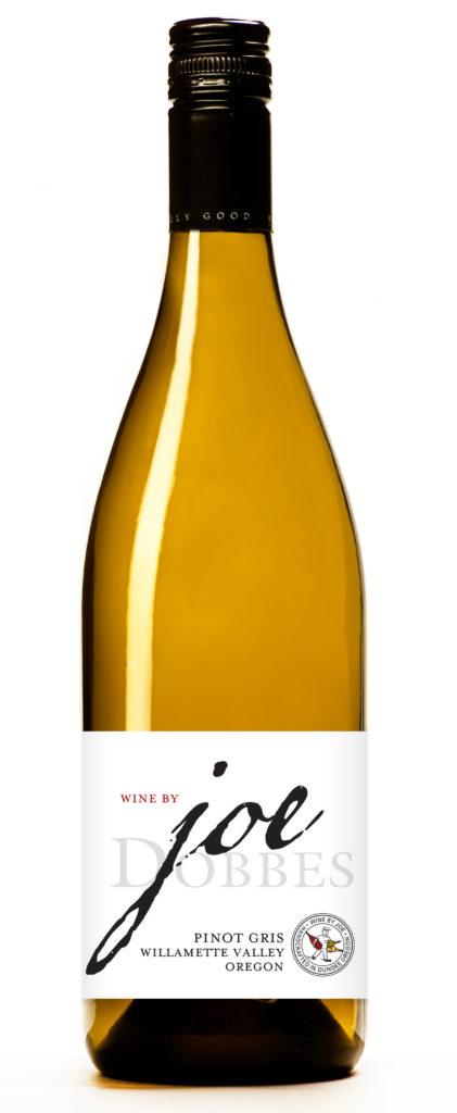 wine by joe pinot gris nv bottle 421x1024 - Wine By Joe 2015 Pinot Gris, Willamette Valley, $14
