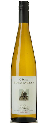 cote bonneville dubrul vineyard riesling nv bottle - Washington Riesling not just a Ste. Michelle thing