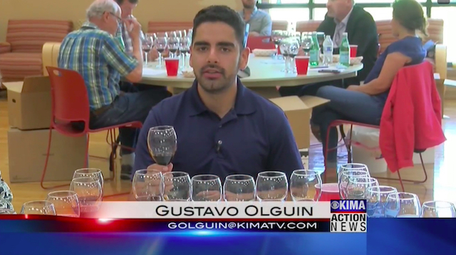 gustavo olguin kimatv - Maryhill Winery rosé rises to top of Washington State Wine Competition