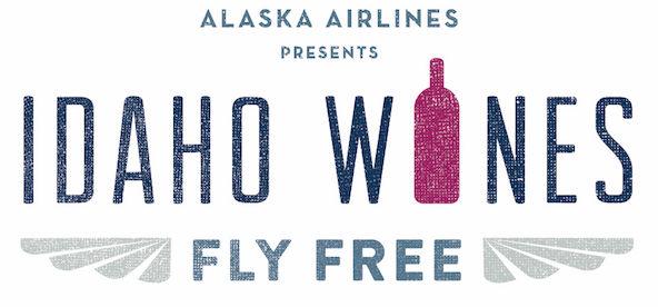 idaho wines fly free alaska airlines white e1496334768313 - Idaho wines get free ride aboard Alaska Airlines