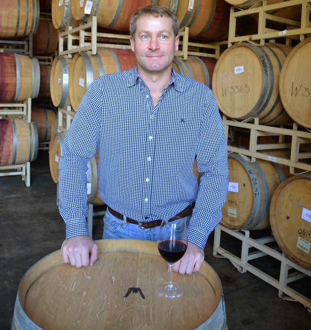 richard batchelor maryhill winery - Maryhill Winery rosé rises to top of Washington State Wine Competition