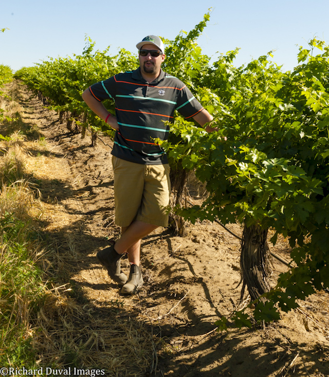 sean tudor otis vineyard 2015 richard duval images - Maryhill Winery rosé rises to top of Washington State Wine Competition