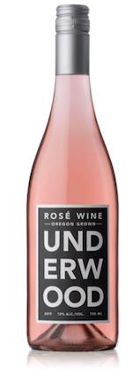 underwood rose 2015 bottle - Underwood 2015 Rosé, Oregon, $14