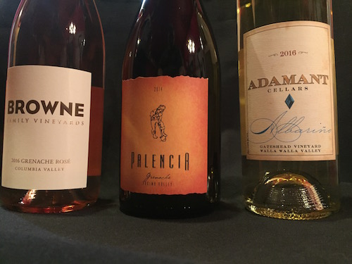 Grape varieties native to the Iberian Peninsula shined at the 2017 Walla Walla Valley Wine Competition as Browne Family Vineyards 2016 Grenache Rose, Palencia Winery 2014 Grenache and Adamant Cellars 2016 Gateshead Vineyard Albarino swept the superlatives during the fifth annual fundraiser for College Cellars.
