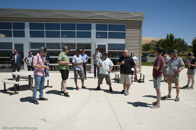 cab summit fidelitas - Cabernet Summit earns praise for Red Mountain wines, hospitality