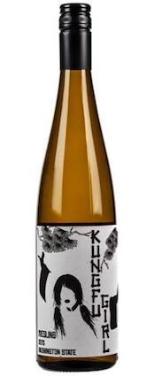 charles smith wines kung fu girl riesling 2015 bottle - Washington Riesling not just a Ste. Michelle thing
