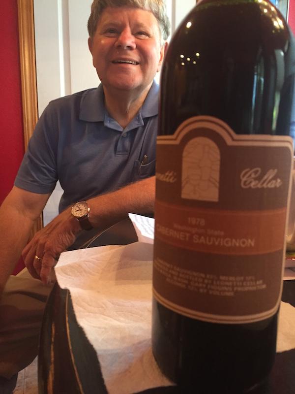 hank sauer leonetti - Auction of Washington Wines tops $4 million again