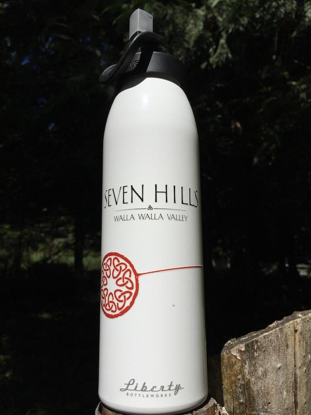 liberty bottleworks seven hills winery bottle - Kickstarter fans raise toast to Liberty Bottleworks near Yakima