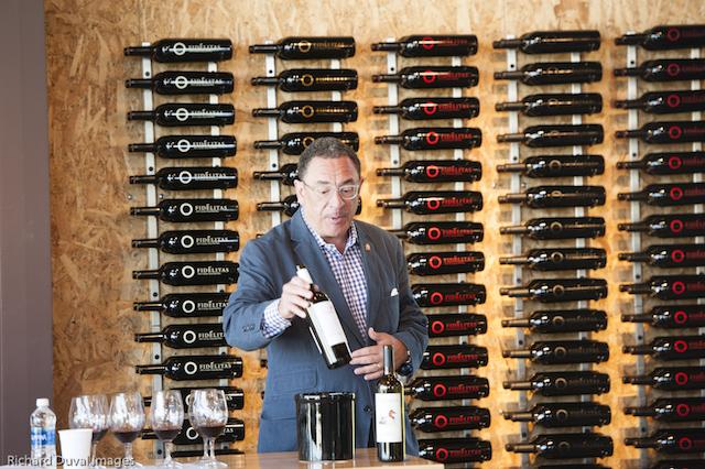 thomas price fidelitas - Cabernet Summit earns praise for Red Mountain wines, hospitality