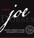 wine by joe rose pinot noir nv label 120x134 - Wine By Joe 2016 Rosé of Pinot Noir, Willamette Valley, $14