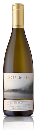 columbia winery chardonnay 2014 bottle - Columbia Winery 2014 Chardonnay, Columbia Valley, $14